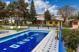 El Cano, Hotels  Guaillabamba - big - 1