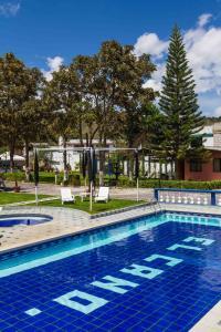 El Cano, Hotels  Guaillabamba - big - 19