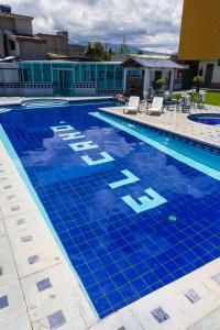 El Cano, Hotels  Guaillabamba - big - 24