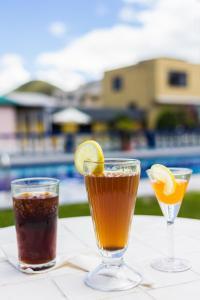 El Cano, Hotels  Guaillabamba - big - 36