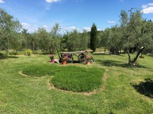 Agriturismo Podere Sottogello, Farmházak  San Giovanni a Corazzano  - big - 38