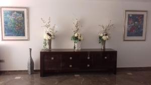 Penthouse Familial- Jacuzzi - La Palmeraie, Апартаменты  Эйлат - big - 14