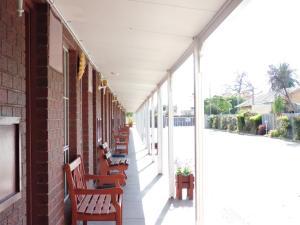 Bairnsdale Tanjil Motor Inn, Мотели  Bairnsdale - big - 30