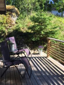 Lillstuga Strömma, Дома для отпуска  Вармдо - big - 20