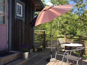Lillstuga Strömma, Дома для отпуска  Вармдо - big - 13