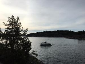 Lillstuga Strömma, Дома для отпуска  Вармдо - big - 11
