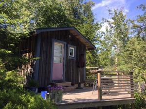 Lillstuga Strömma, Дома для отпуска  Вармдо - big - 26