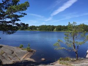 Lillstuga Strömma, Дома для отпуска  Вармдо - big - 25