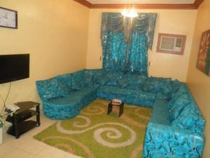 Al Yamama Palace- Nassim Sharqi (5), Apartmanhotelek  Rijád - big - 2