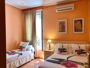 Luz Madrid Rooms, Pensionen  Madrid - big - 27