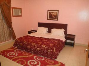 Al Yamama Palace- Nassim Sharqi (5), Apartmanhotelek  Rijád - big - 8