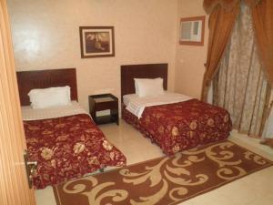 Al Yamama Palace- Nassim Sharqi (5), Apartmanhotelek  Rijád - big - 12