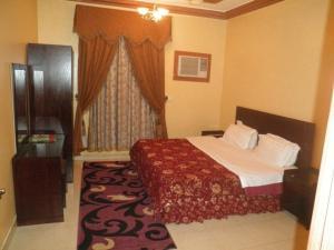 Al Yamama Palace- Nassim Sharqi (5), Apartmanhotelek  Rijád - big - 5
