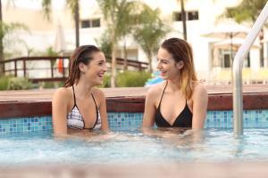Los Pinos Resort & Spa Termal All Inclusive, Rezorty  Termas de Río Hondo - big - 59