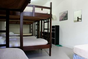 Beds in Female Dormitory