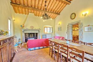 Villa Poggio Conca, Vily  Incisa in Valdarno - big - 5