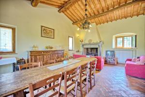 Villa Poggio Conca, Vily  Incisa in Valdarno - big - 6