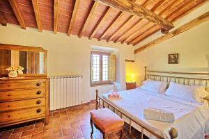 Villa Poggio Conca, Vily  Incisa in Valdarno - big - 9