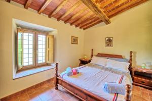 Villa Poggio Conca, Vily  Incisa in Valdarno - big - 14