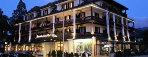 Reindl's Partenkirchener Hof, Hotel  Garmisch-Partenkirchen - big - 59