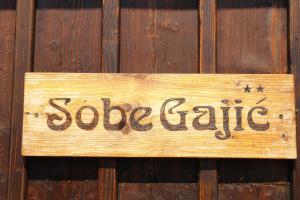 Sobe Gajić, Penzióny  Sremski Karlovci - big - 19