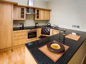 St Giles Apartments, Aparthotels  Edinburgh - big - 5