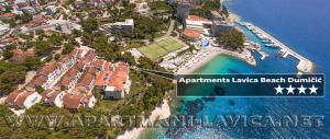 Beach Apartments Lavica Dumicic