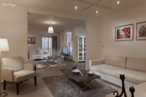 Mirage Smouha, Apartmány  Alexandria - big - 9