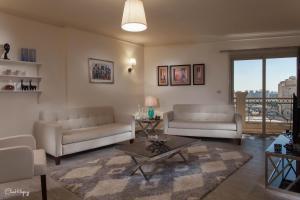 Mirage Smouha, Apartmány  Alexandria - big - 12