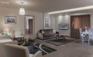 Mirage Smouha, Apartmány  Alexandria - big - 21
