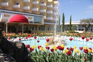 Hotel Leonardo Da Vinci Terme & Golf, Отели  Абано-Терме - big - 31