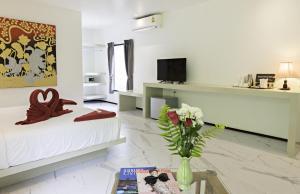 Crystal Bay Yacht Club Beach Resort, Hotely  Lamai - big - 81
