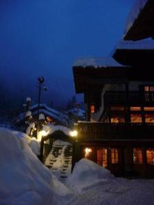 Chalet Hotel Cristallo - Courmayeur