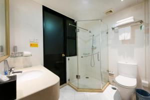 Springdale Serviced Residence Guangzhou, Apartmánové hotely  Kanton - big - 4