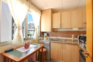 Albamar, Apartments  Calpe - big - 10