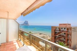 Albamar, Apartments  Calpe - big - 5