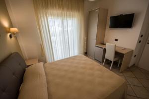Passo del Cavaliere, Bed & Breakfasts  Tropea - big - 11