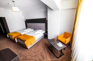 Hotel Europeca, Hotely  Craiova - big - 19