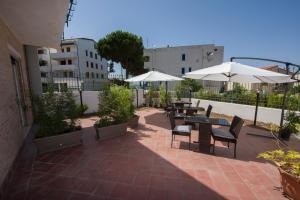 Passo del Cavaliere, Bed & Breakfasts  Tropea - big - 39