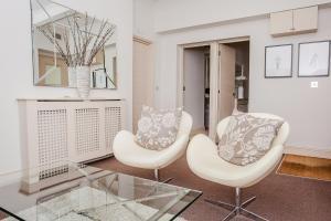 Delightful 2BD Apartment In The Heart Of Pimlico, Apartmanok  London - big - 5