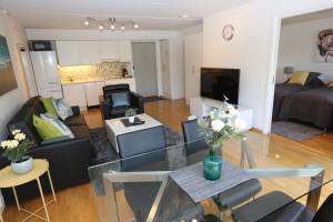 Apartment - Mandalls gate 10-12, Appartamenti  Oslo - big - 62