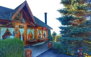 Hostería Casa del Lago, Penziony – hostince  Villa La Angostura - big - 49