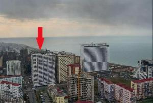 Kukito's apartment / 3K, Apartmanok  Batumi - big - 10