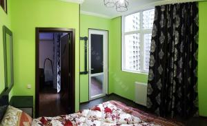 Kukito's apartment / 3K, Apartmanok  Batumi - big - 5