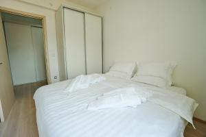 Budva Bay Breeze Apartments, Ferienwohnungen  Budva - big - 76