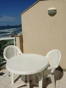 Flats com vista no Recreio, Aparthotels  Rio de Janeiro - big - 28