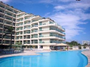 Flats com vista no Recreio, Apartmánové hotely  Rio de Janeiro - big - 35