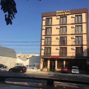 Hotel Golden Rose, Hotel  Constanţa - big - 39