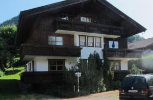 Aalener-Haus-Wohnung-3, Appartamenti  Oberstdorf - big - 1