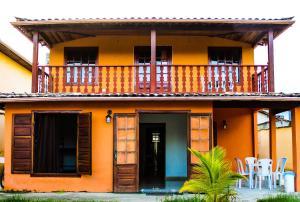 Casa da Lu Cama e Café, Alloggi in famiglia  Parati - big - 21